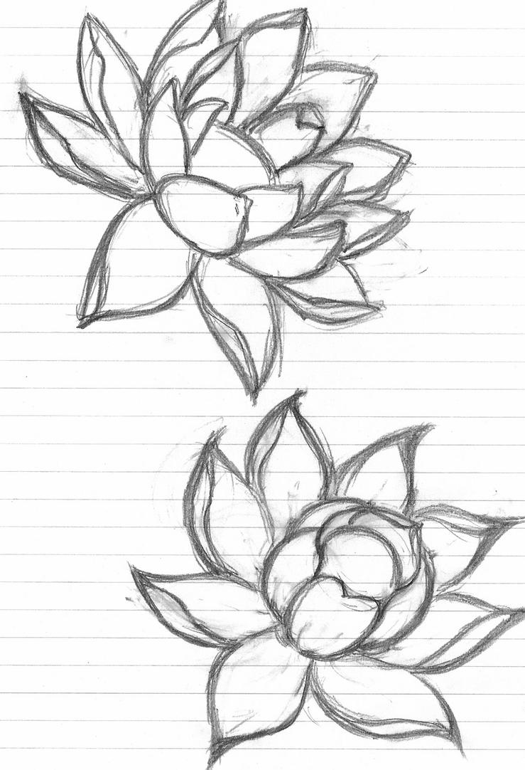 Lotus Tattoo Ideas By Meowle On Deviantart
