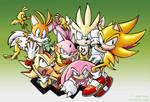 Collab - Super Sonic Warriors