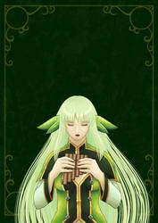 Summoning of Spirits - Martel by kureejiilea