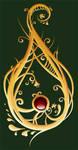 Summoning of Spirits - Gem by kureejiilea