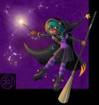 Tioma's Feeling Witchy by kureejiilea