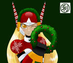 Merry Trancemas by kureejiilea