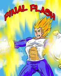 Final Flash by Dalarminus