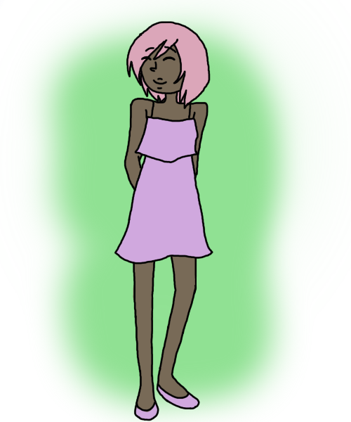 Random Cute Girl by deidara-ihaka