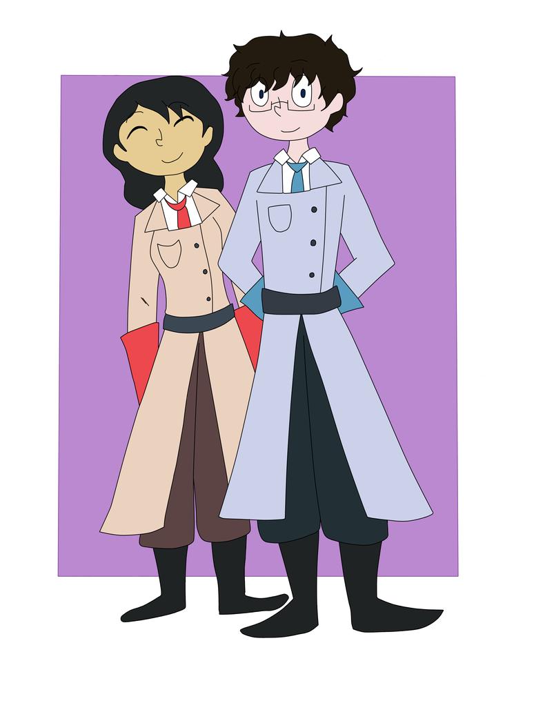Two Medics by deidara-ihaka