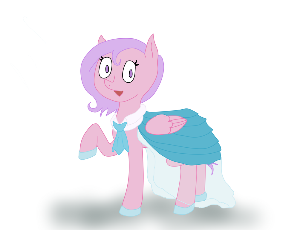 Pony Entry by deidara-ihaka