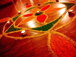 Diwali Rangoli by latestrangolidesigns