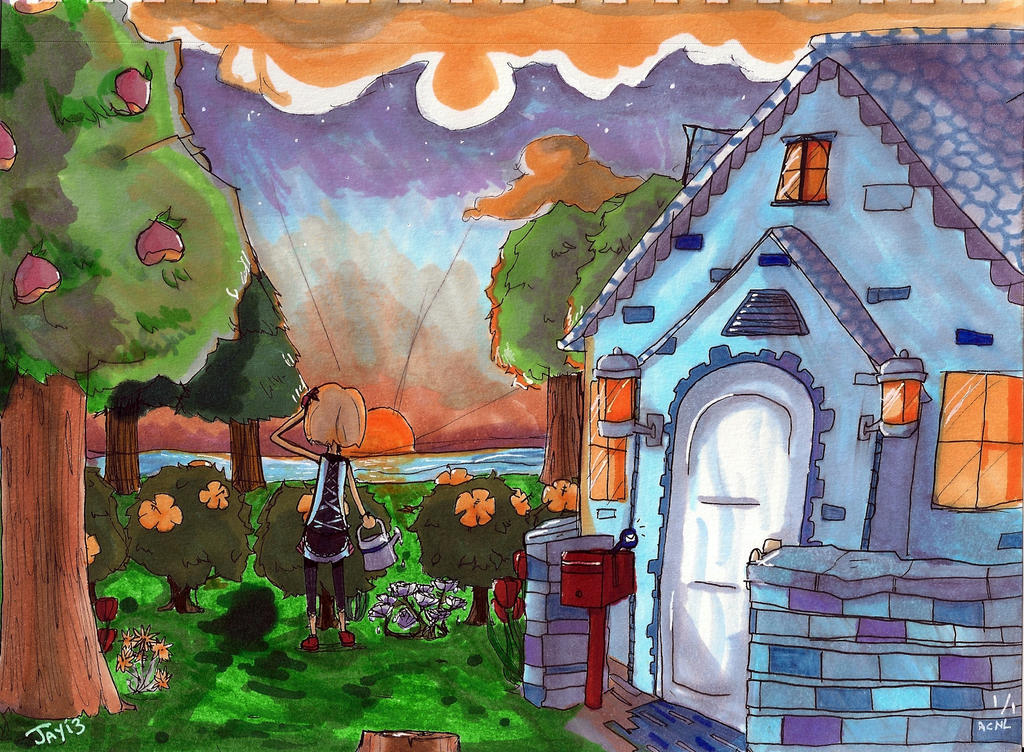 The mayor's mansion by JqotD