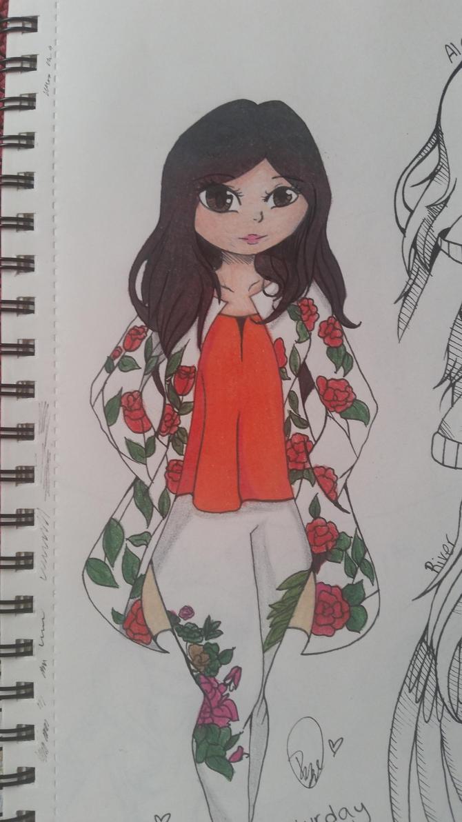 Flowers by Kerstine18