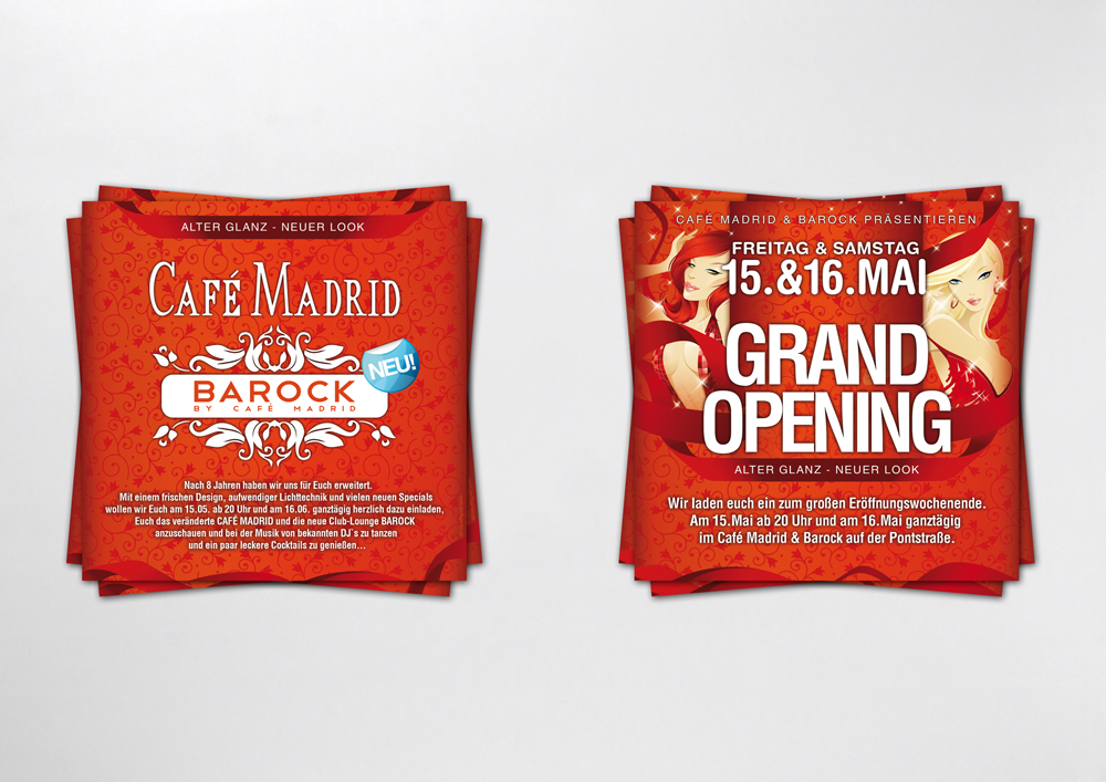 Grand Opening Flyer By Homeaffairs On Deviantart