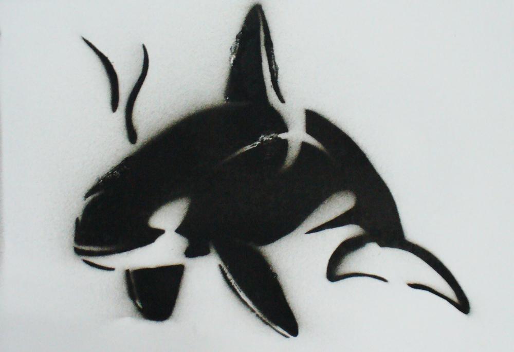 Super Cool Creative Stencils and Banksy Promo