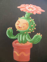 'Lil Cactus by bookwormy606