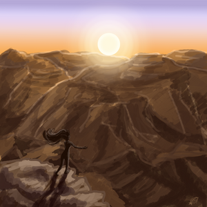 Day 11- Evening Canyon