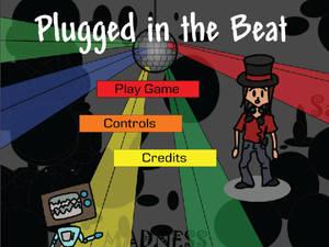 Plugged in the Beat Menu