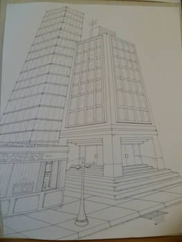 3-point Perspective
