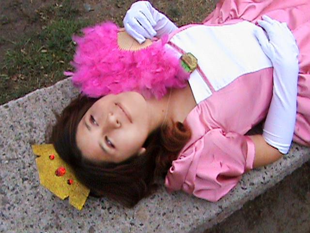 Mimi tachikawa princess karaoke cosplay by heira13