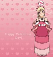 Happy Valentine's Day! Kisekae Export by MakaAlbarn012
