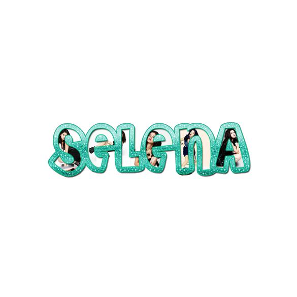 Texto Png de Selena Gomez by tectos