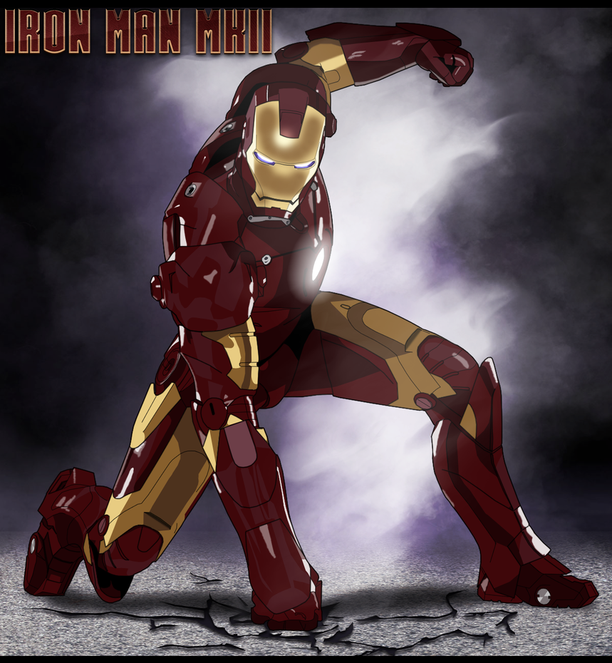 Iron Man MkII by xFranticx