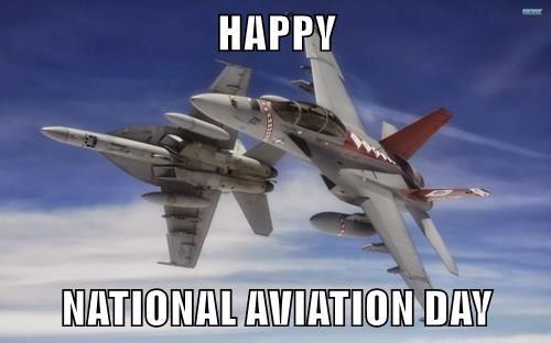 National Aviation Day by knightcommander