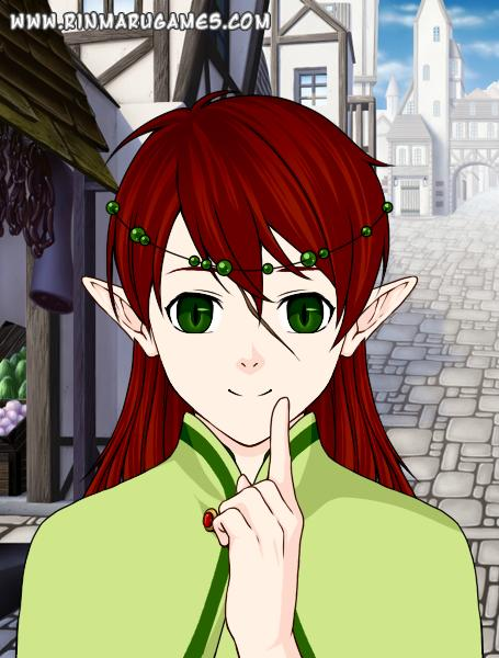 Orin Fairy prince of the north by Garuru09