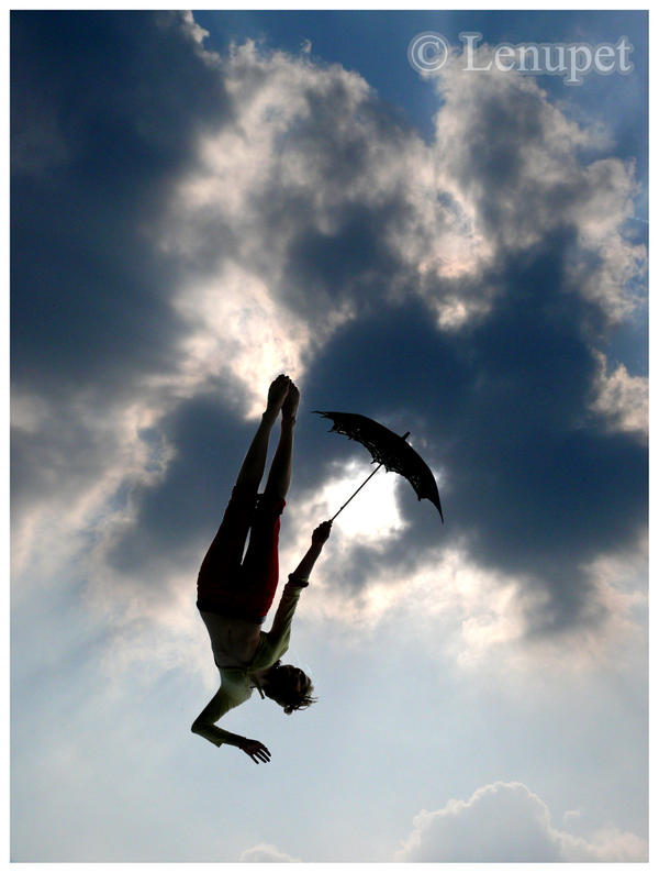 Falling by Lenupet