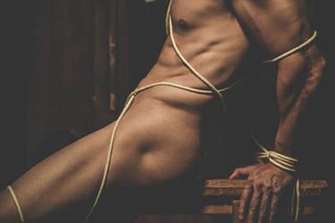 Thinly Roped by Kedori