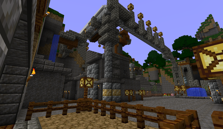 Minecraft Medieval Creations - minecraft-schematics.com