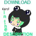 KHR Shimeji: Fran by Vikialele-chan