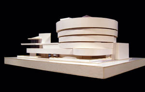 Guggenheim, NY 1 by lessthanfred