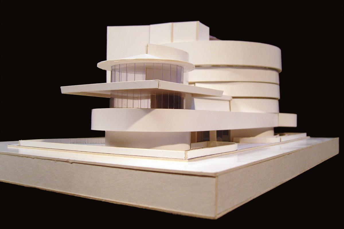 Guggenheim New York Designer