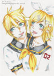 27.12.2014 Happy Birthday Kagamine's!