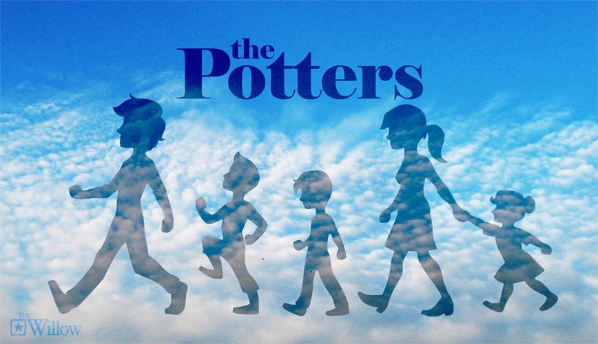 Potters  lineup by LA-P
