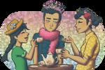 Tea Party by LA-P
