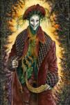 Laughing Mad - Dark Fantasy Gotham: The Joker