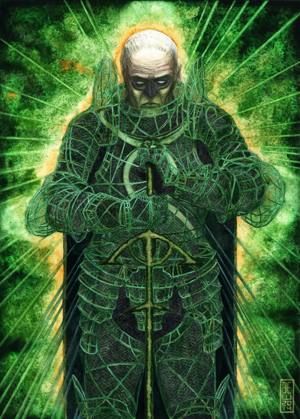 Green Lantern: Kingdom Come