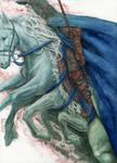 Odin by BrianWoodwardArt