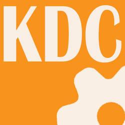 [Logo] Logotype for KDC company by LupusSmoth