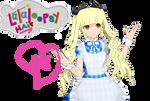 MMD LalaLoopsy Silly Hair 2.0 DL