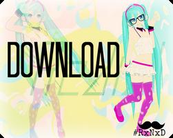 RxNxD LiveTune.Redial Miku DOWNLOAD by RinXNeruXD