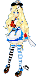RxNxD Limited Edition Platinum Alice