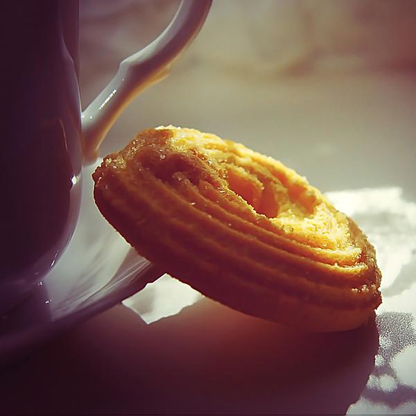 Butter cookie by minastir