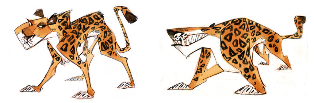 jaguars by betsybauer