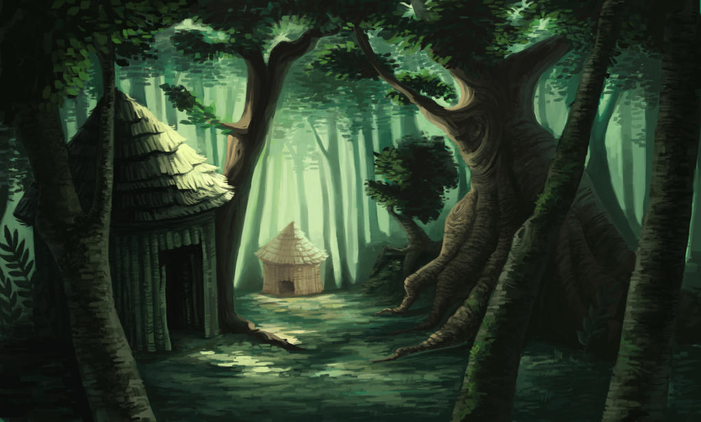 Introducing: Project Earth Forest_by_thesinfulsaint