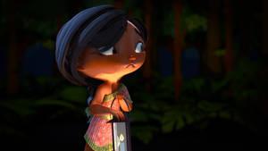'Starfruit' short film still by betsybauer