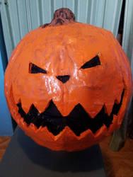 Pumpkin mask final by sokesamurai