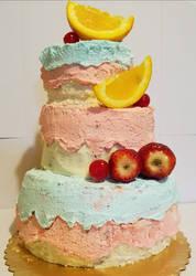 Birthday cake 2019 by sokesamurai