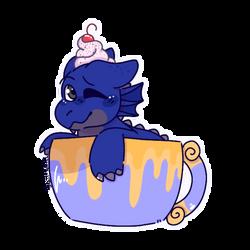 Tea cup drake