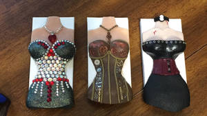 Corset canvases