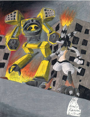 RDCS II, The War of Horrors by RavarokJudge